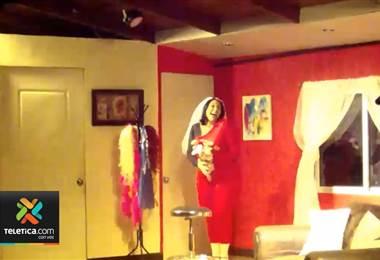 Comedia 'Cupido está loco' llega este jueves al Teatro del Ángel en Tibás