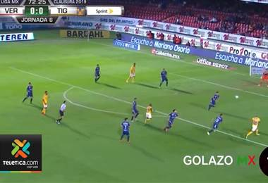 Tigres vs Saprissa concacaf