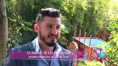 "Luis Carlos Monge decide participar en la ""Pareja Ideal"""