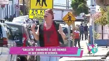 Conozca al humorista más famoso de San Isidro de Heredia