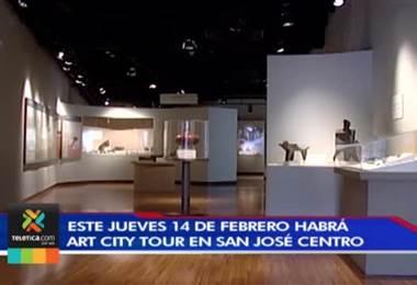 Este 14 de febrero enamórese del arte que ofrece San José.