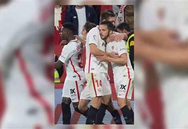 Sevilla Fútbol Club - AFP