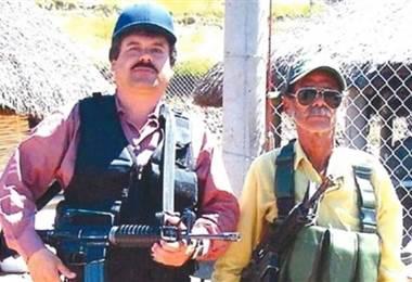 """Joaquín """"El Chapo"""" Guzmán. AFP"""