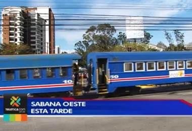 Vandalismo causó daño en agujas del tren en La Sabana y se generó un caos vial