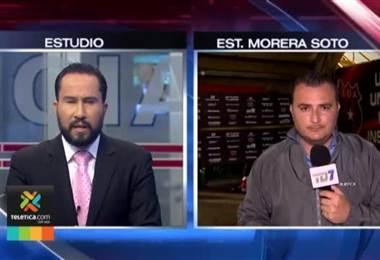 Esteban Alvarado llegó a un acuerdo para salir del Alajuelense