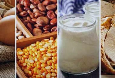 Consejos para evitar que los años nos castiguen ante la falta de proteína en nuestro cuerpo