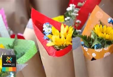 Girasoles fueron tendencia en regalos del Día del Amor y la Amistad