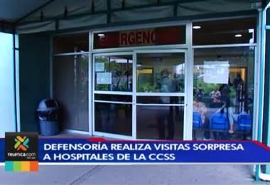 -          Hospitales públicos están en la mira de la Defensoría de los Habitantes
