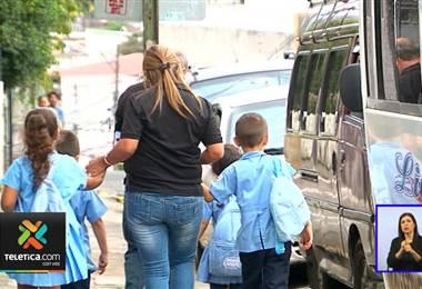 Marzo, julio y diciembre son los tres meses con más accidentes de tránsito que involucran a niños.