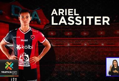 Ariel Lassiter se ganó a la afición