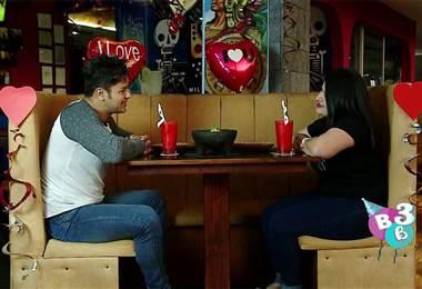 Primera pareja ideal tuvo su cita a la mexicana