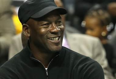 Michael Jordan. BBC