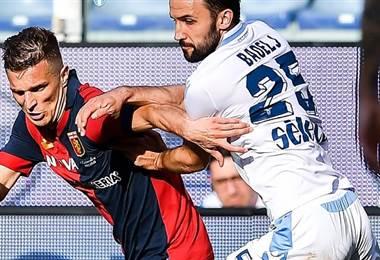 Génova derrotó a la Lazio. Facebook Lazio