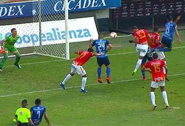 Reviva el partido Pérez Zeledón vs Herediano 17 Febrero 2019