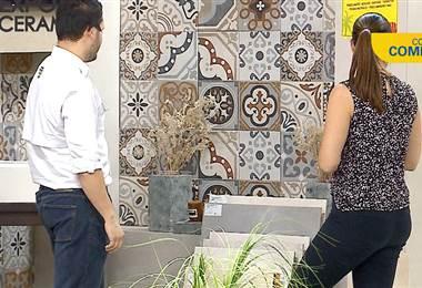 ExpoCerámica le ofrece distintos materiales y espacios con estilo para decorar su hogar
