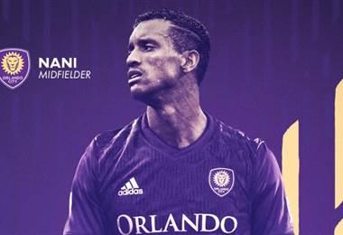Nani se une al Orlando City de la MLS