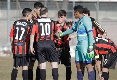 Pro Pacienza expulsado de la Serie C