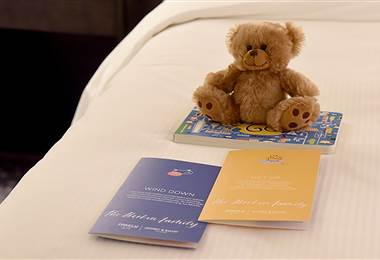 Cortesía Hotel Marriott Guanacaste