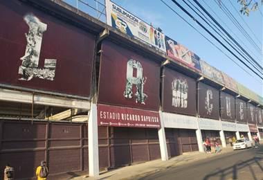 Estadio Ricardo Saprissa | Foto Gabriel Vargas.