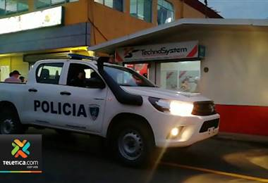 Delincuentes se robaron joyas, dinero y celulares de un local comercial en Batán