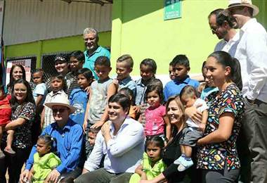 Casa de la Alegría abre sus puertas para los niños de Tarrazú