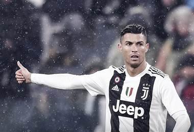 Cristiano Ronaldo jugador de la Juventus.|Juventus