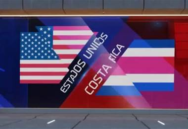 Amistoso Internacional: Estados Unidos 2 - 0 Costa Rica 02 Febrero 2019