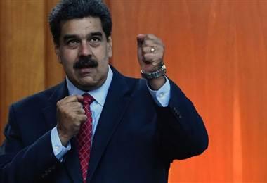 Gobierno venezolano anuncia cierre de fronteras