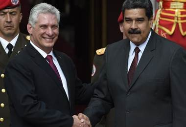 Alianza de Cuba y Venezuela