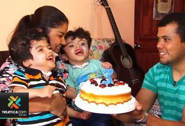 Próximo sábado se cumple un año de que se realizó separación de siameses en el Hospital de Niños