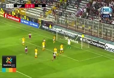 Saprissa nunca ha perdido una serie de ida y vuelta contra mexicanos cuando gana el primer juego