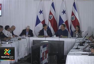 Carlos Alvarado se reúne con el presidente de Panamá Juan Carlos Varela para colaboración entre ambas naciones