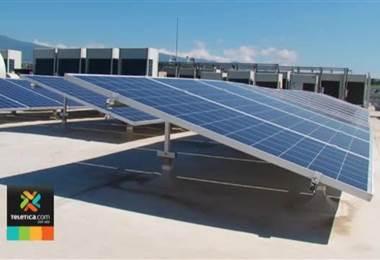 Panel Solar San Carlos
