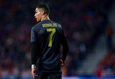 El delantero portugués Cristiano Ronaldo |UEFA Champions League.