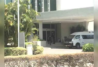 Fiscalía allana oficinas centrales del Scotiabank por caso de expresidente peruano Alejando Toledo