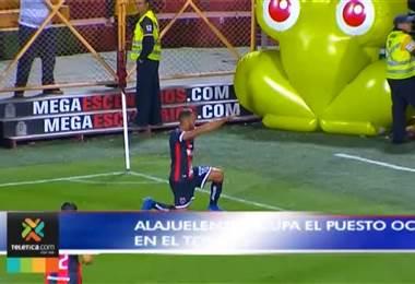 Alajuelense se pone como meta pasar del puesto ocho al cinco en 10 días