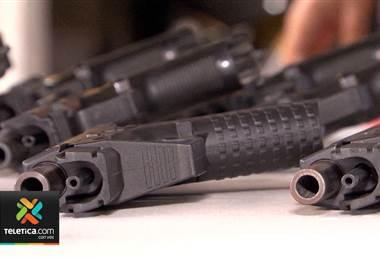 Cantidad de armas que puede tener cada ciudadano será discutida hoy en la Asamblea Legislativa