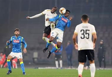 Nápoles Europa League