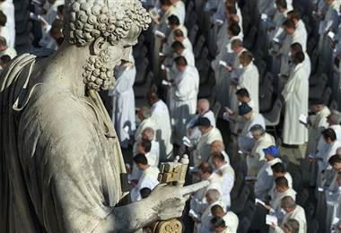 El Vaticano. AFP