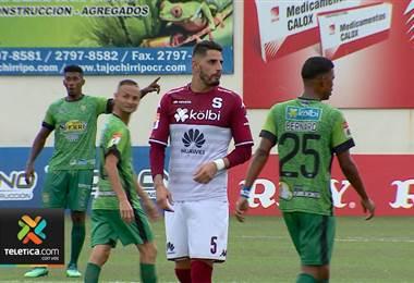Alejandro Cabral se perfila para ser titular con Saprissa este sábado