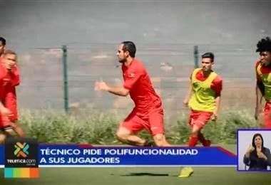 Torres pide polifuncionalidad a sus jugadores