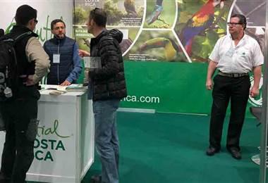 Costa Rica asiste a Feria Internacional de Turismo Ornitológico