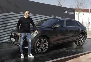 Keylor Navas Audi Real Madrid