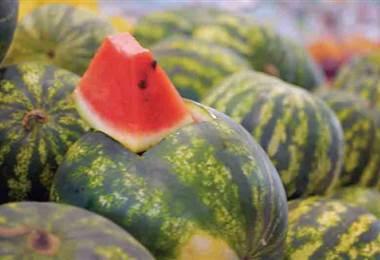 Sandía: la fruta ideal para comer antes de realizar ejercicio