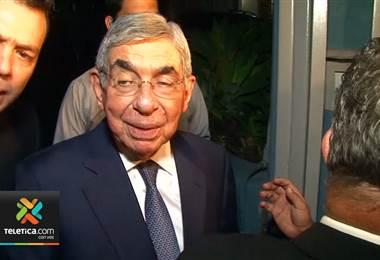 Fiscalía apelará decisión de sobreseimiento en caso contra expresidente Óscar Arias