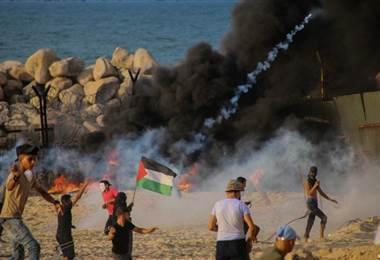 Gaza. DW