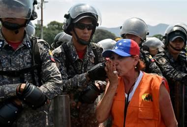Militares Venezuela