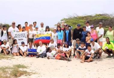 Venezolanos en Curazao