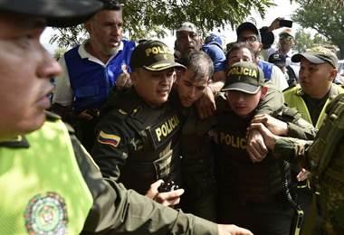 Aumentan a 23 las deserciones de uniformados venezolanos en medio de tensiones