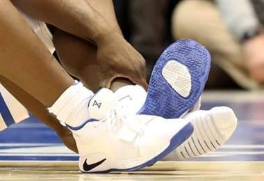 Zapato de Zion Williamson